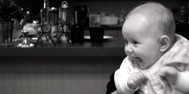 Bebês só se lembram das coisas boas