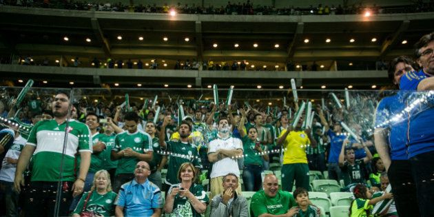 Atlético-PR dispensa ingressos na arena do