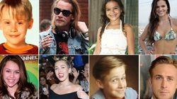 Antes e depois dos famosos: veja a mudança de diversos atores e atrizes
