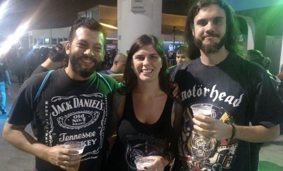 Monsters of Rock: Fui ao festival de metal dos cuecas, e perguntei para as minas sobre