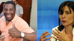 Punidos pela Justiça Eleitoral, Netinho e Soninha correm para disputar vaga na