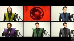 ASSISTA: Música tema de 'Mortal Kombat' ganha versão 'a