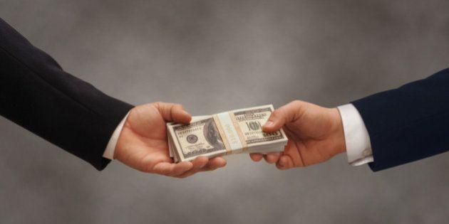 Corrupção dá lucro de 1000% a corruptores, aponta