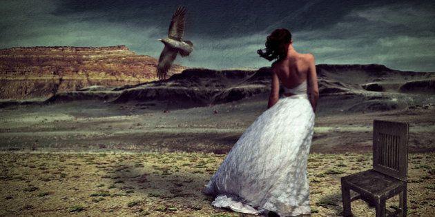 Solitude :sureal effect, photo manipulation , image compositing , photoshop design , wallpaper , montage...