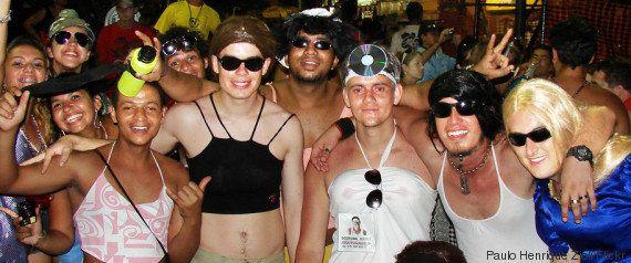 11 coisas realmente doidas não podem faltar em um Carnaval