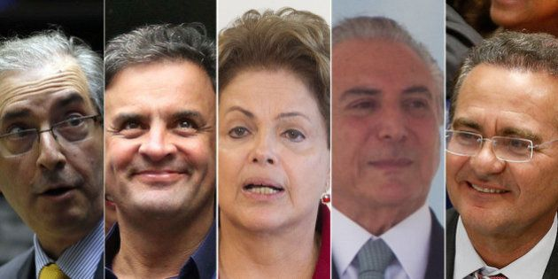 Mensagem 'ensina' cidadão a pedir combo de quatro impeachments para tirar Dilma e o PT do