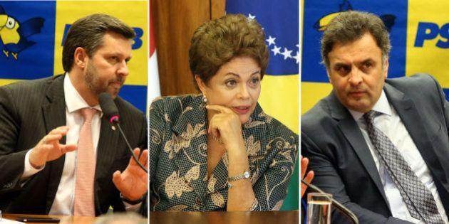 Carlos Sampaio (PSDB-SP) dá cartada em Aécio para agilizar pedido de