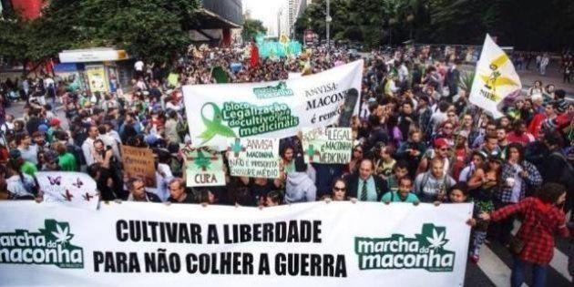 Marcha da Maconha 2015 tem data marcada em 28