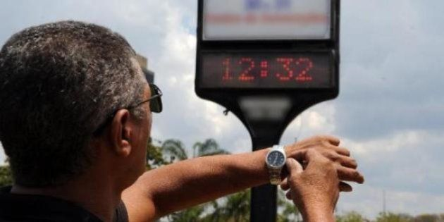 Governo desiste de prolongar horário de