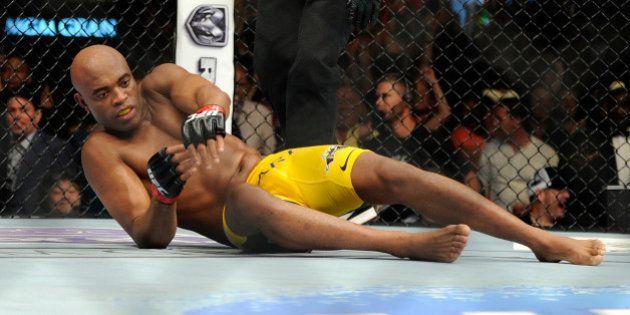 Anderson Silva é flagrado em novo exame antidoping após luta com Nick Diaz no UFC 183, diz
