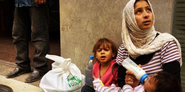 Refugiados sírios chegam a 3 milhões, segundo a