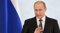 Putin diz que inimigos querem desmembrar a