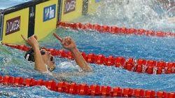 Brasil ganha dois ouros e quebra recorde mundial em Mundial de piscina