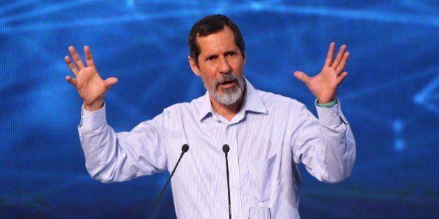 Revelação do debate da Band, presidenciável Eduardo Jorge critica programa Mais Médicos: 'oportunista...