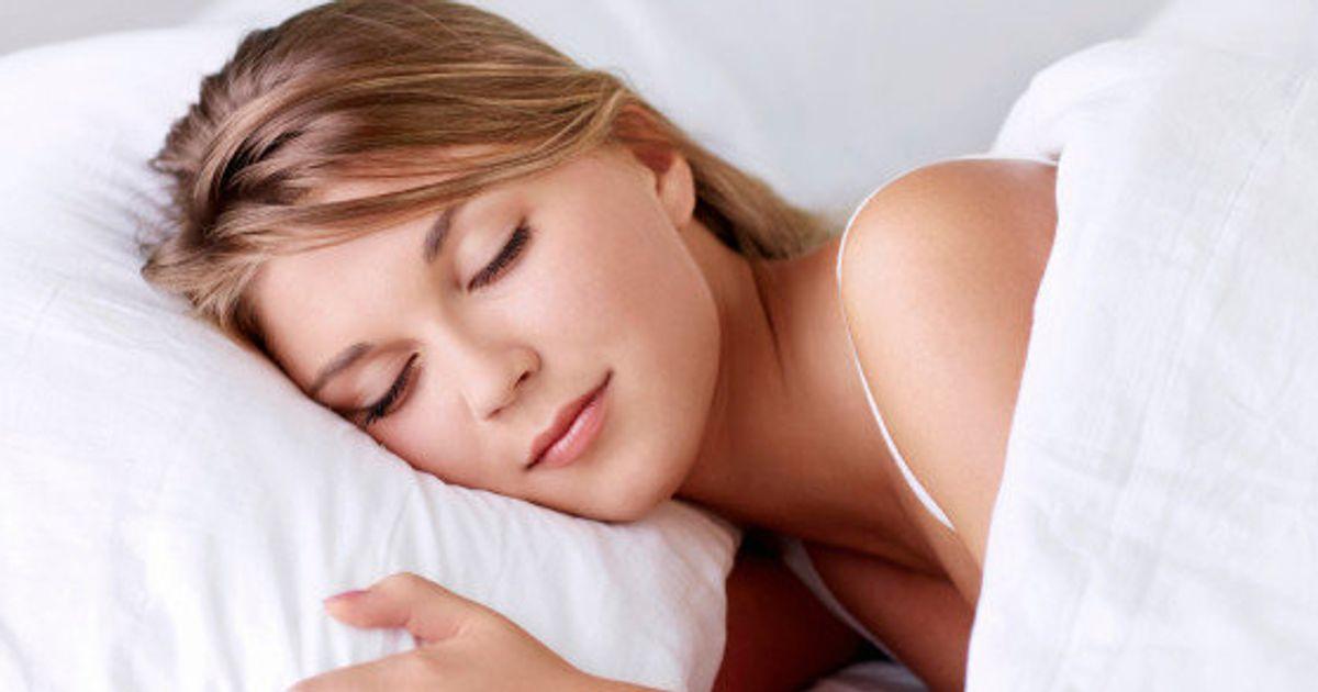 como conseguir dormir bem rapido