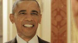 Com pau de selfie e tudo: Obama faz vídeo paródia com