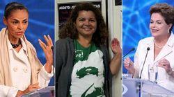 Filha de Chico Mendes declara voto em Dilma e critica Marina: 'ponto de