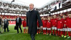 Putin não teme perder o direito de receber a Copa do Mundo de