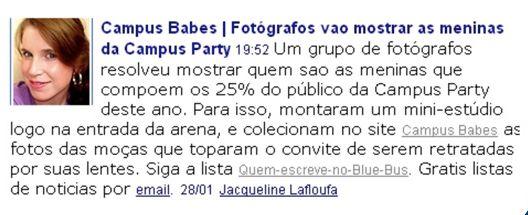 Campus Party Brasil: a festa da internet brasileira ainda é dos