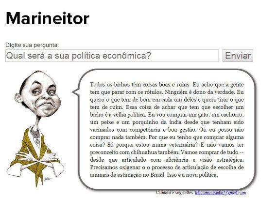 #ZoeiraNasEleições: Tire todas as suas dúvidas sobre as posições de Marina Silva no