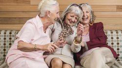 'Envelhecer é como estar se recuperando, mas de uma forma muito mais