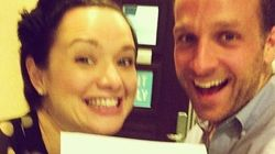 FOTO: Selfie de divórcio é um momento histórico para a