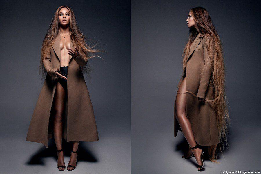 Beyoncé mostra por que é uma diva em ensaio para a CR Magazine