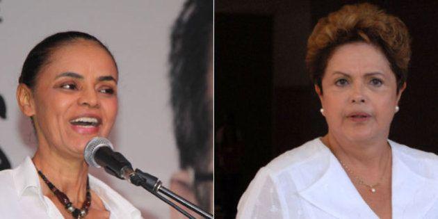 Eleições 2014: Marina Silva e Dilma Rousseff estão empatadas e polarizam pleito entre PSB e PT, aponta
