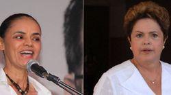 Datafolha: Marina e Dilma estão empatadas, mas pessebista vira favorita na corrida