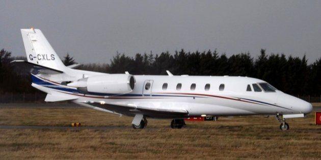 G-CXLS Cessna 560XL Citation