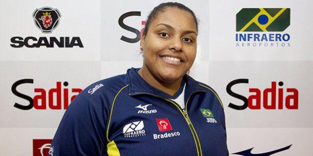 Judocas brasileiros conquistam quatro medalhas no Mundial de Judô, na
