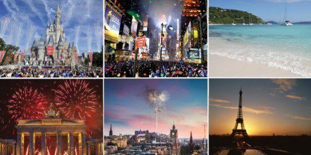 Os 18 melhores lugares para comemorar o Ano