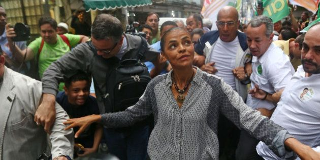 Campanha de Marina Silva mutila capítulo