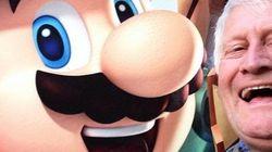 ASSISTA: Mario e Luigi estão no