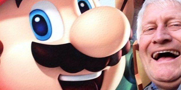 Graças ao dublador Charles Martinet, Mario e Luigi se aventuram pelo Instagram