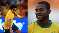 Velhos conhecidos estão de volta à seleção brasileira de
