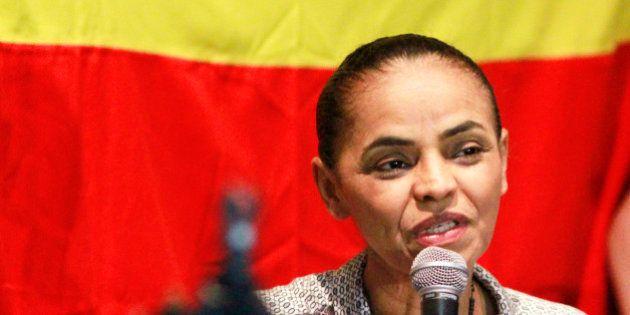 Marina Silva ganhou R$ 1,6 milhão com palestras em três anos, diz