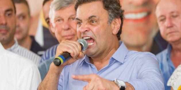 Programa do governo de Aécio Neves é investigado em Minas Gerais, diz