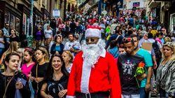 O Natal dos brasileiros será bem mais modesto do que mostra esta