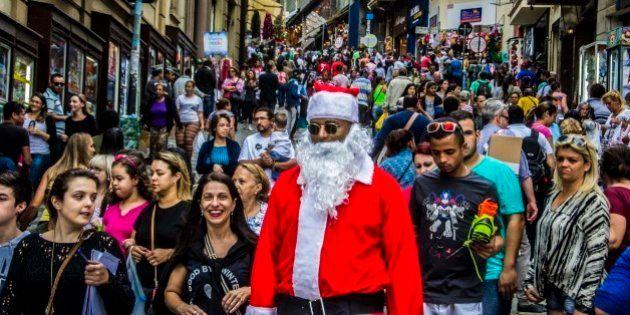 Natal 2014: Comércio prevê o menor crescimento de vendas para a época em três anos por causa de inflação...