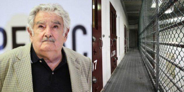 EUA enviam para Uruguai seis prisioneiros de