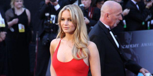 Sem roupa: Fotos de Jennifer Lawrence e outras celebridades dos EUA vazam na