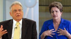 FHC: Dilma vai vestir a camisa dos opositores e fará mal feito rearranjo na