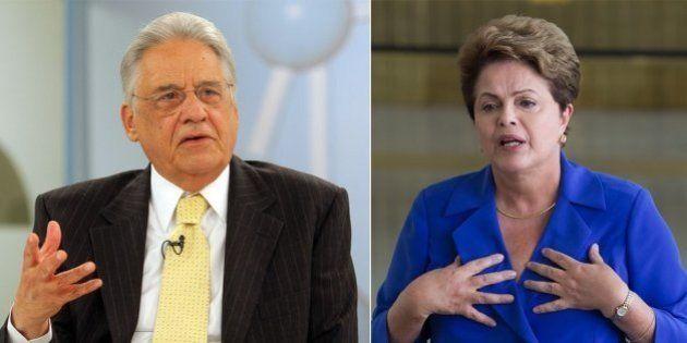 FHC questiona legimitidade da vitória de Dilma por discurso eleitoral oposto às primeiras ações da presidente