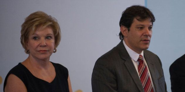 Fernando Haddad alfineta Marta Suplicy e diz que 'hora do debate' para comandar a Prefeitura de SP vai