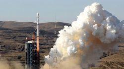 Deu certo o lançamento do novo satélite do