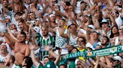 Palmeiras não vence, mas escapa do rebaixamento no