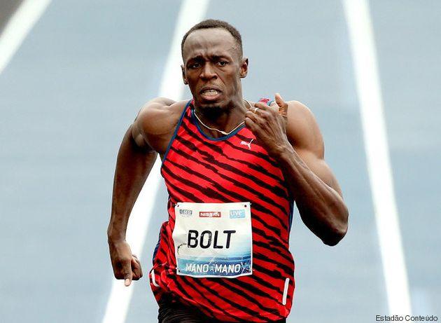 Usain Bolt anuncia documentário e participação em desafio de 200 metros na República