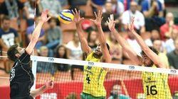 Brasil dá o troco na Alemanha (foi no vôlei, mas tá