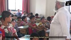 Decapitações, crianças operando fuzis e apedrejamentos. A rotina em um campo de treinamento do Estado